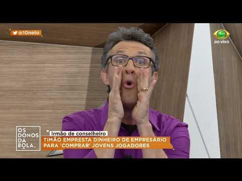Neto Dispara: O Que Vocês Estão Fazendo Com O Corinthians?