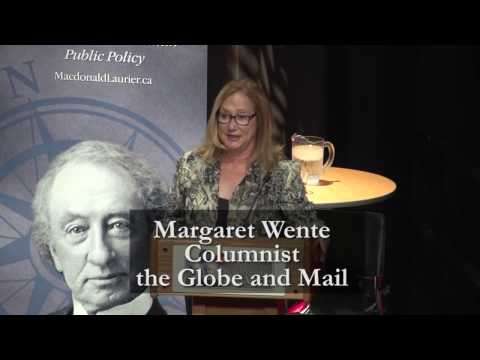 Great Canadian Debate, Oct. 25, 2016: Margaret Wente and Susan Eng on Canada's seniors