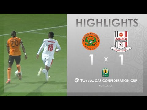 RS Berkane 1-1 Zanaco FC | HIGHLIGHTS | Match Day 6 | TotalCAFCC