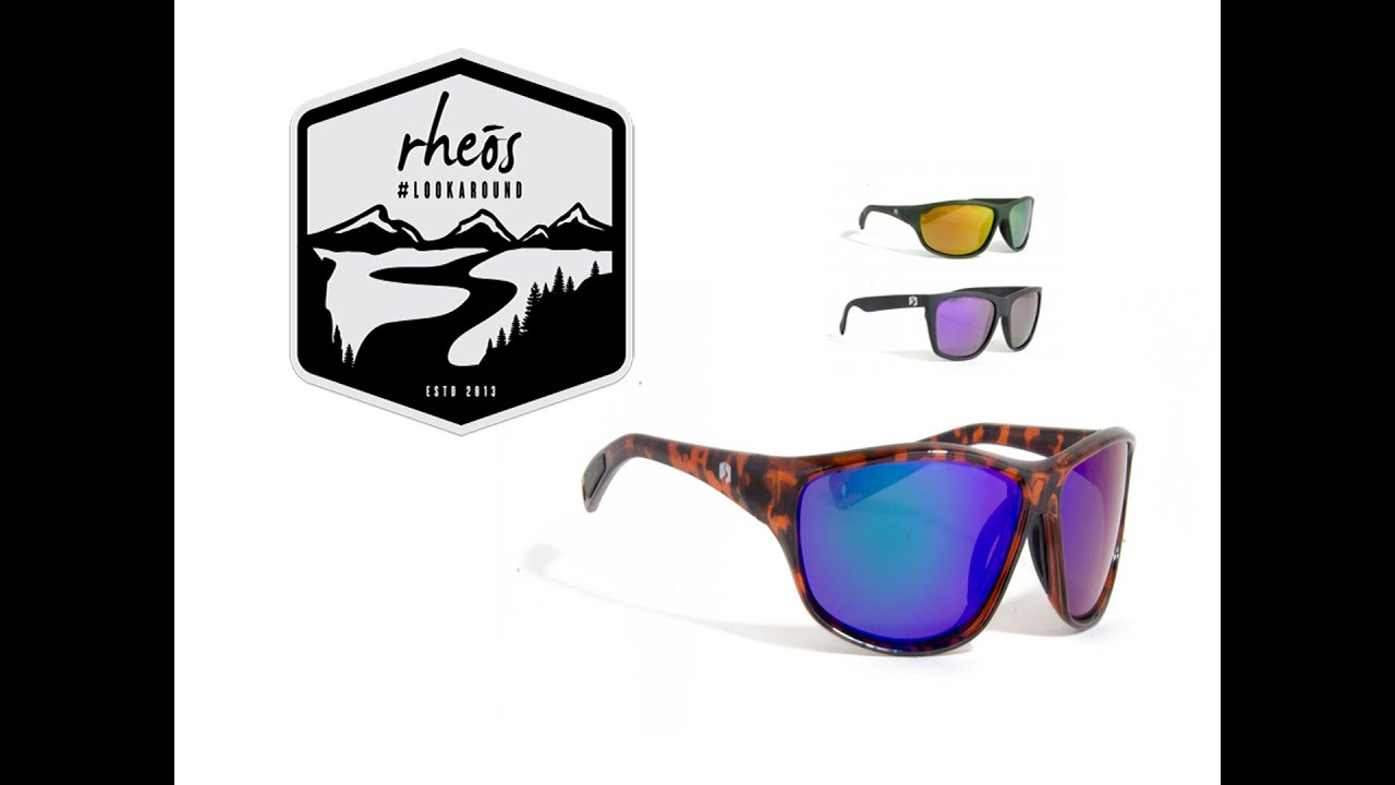 2a33865bd38 Inventive Fishing Gear Review  Rheos Sunglasses - YouTube