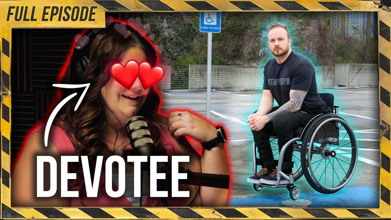 Devotee wheelchair stories woman Links