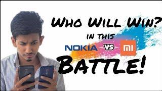 Nokia vs Xiaomi Battle | Nokia 5 vs Xiaomi Note 4x | 4k | ATC