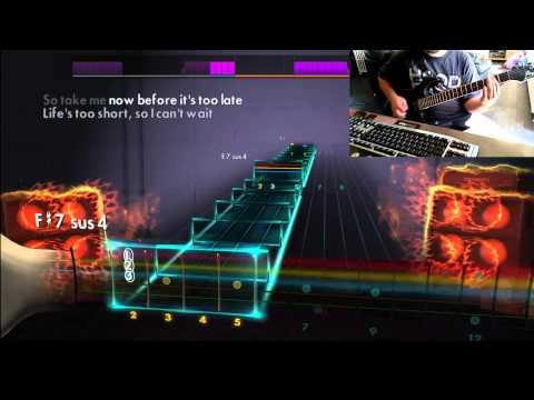 Rocksmith   Rammstein - Pussy [Rhythm Guitar]