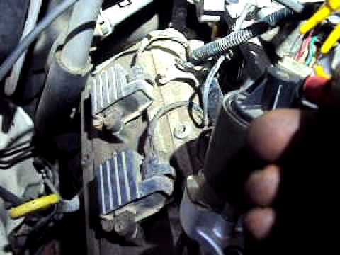 Testing An Egr Valve On A 98 Isuzu Rodeo 3 2 Youtube