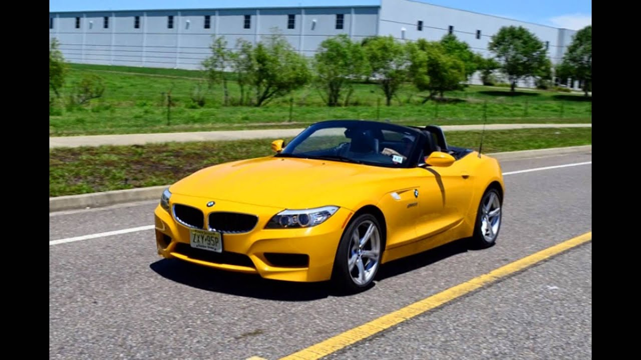 The New 2015 Bmw Z4 Convertible Review Price Specifications Youtube