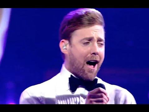 Ricky Wilson and Stevie McCrorie - Get Back - Live Finals - The Voice UK 2015