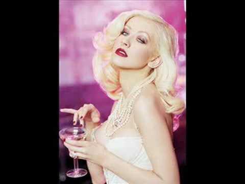 Christina Aguilera-Slow Down Baby Instrumental KARAOKE