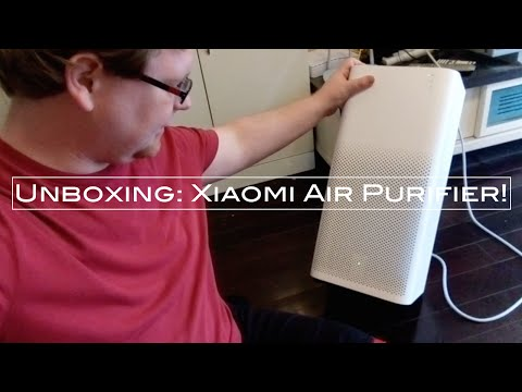 Fighting Pollution: Xiaomi Air Purifier 2 Unboxing / Review