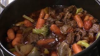 Chinese Braised Beef Homestyle