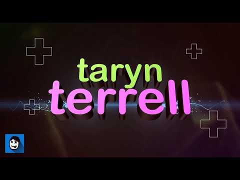 Taryn Terrell GFW Entrance Video w/ Live Theme
