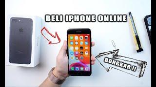 Nyobain Beli iPhone 7 Plus Murah di Instagram