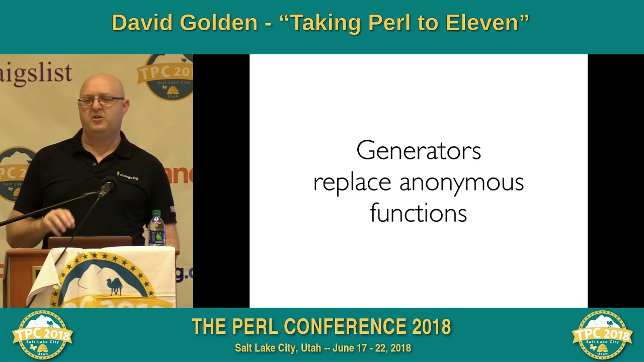 Taking Perl to Eleven With Higher-Order Functions (TPC)/