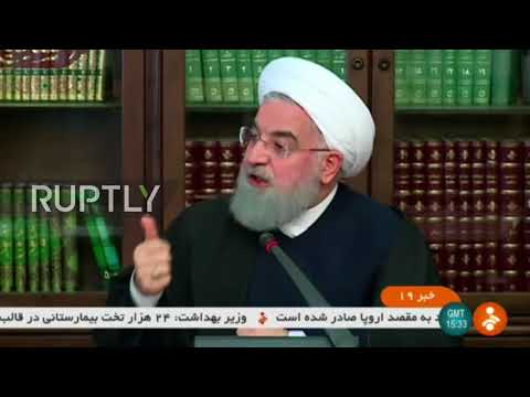 Iran: Rouhani pins cause of social unrest on 'unemployment'