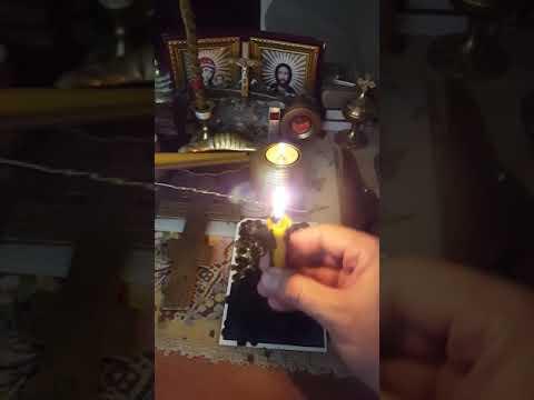 Выжигал по фото порчу на смерть.