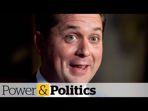Scheer says he would have signed a better NAFTA deal   Power & Politics