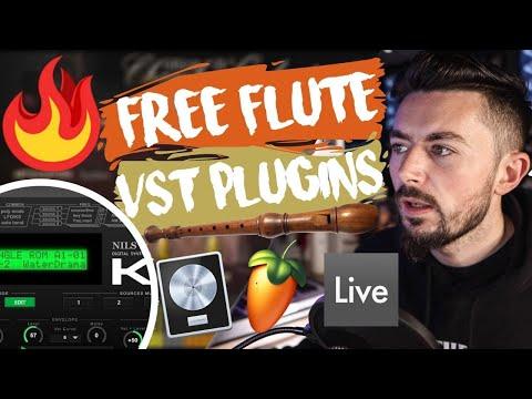 FREE FLUTE VST PLUGINS 2020 *For Flute Type Beats*