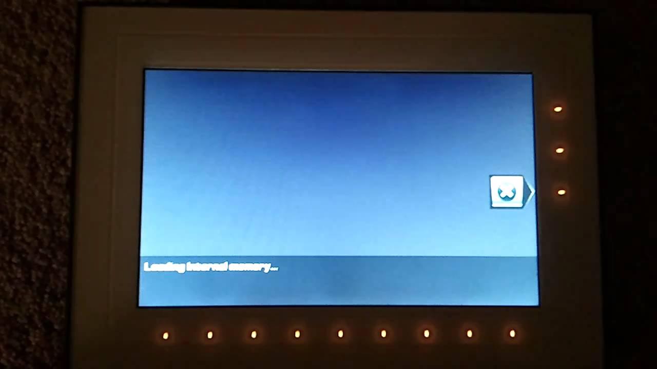 Kodak w1020 wireless settings gone - YouTube