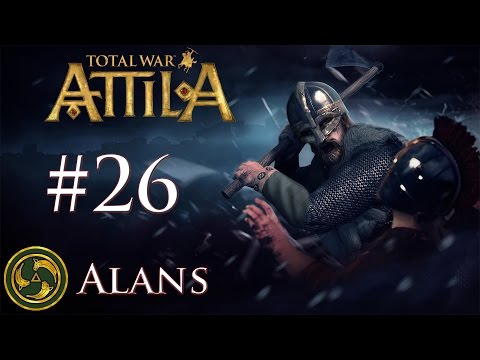 Total War: Attila - Alans - Seafront Property With a View
