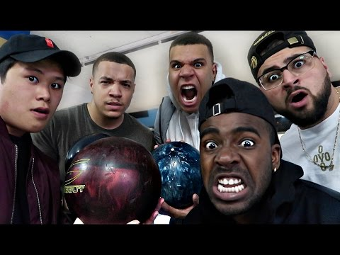 THE YOUTUBER ULTIMATE BOWLING CHALLENGE!!