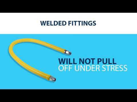 A Look At T&S Safe-T-Link Gas Hoses