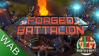 Forged Battalion (Early Access) - Is it Worthabuy?