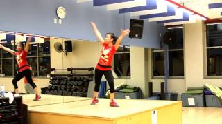 """Crave"" (Pharrell Williams) - Soul - Dance Fitness w/ Diny"