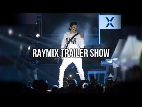 Cómo es un show de Raymix?