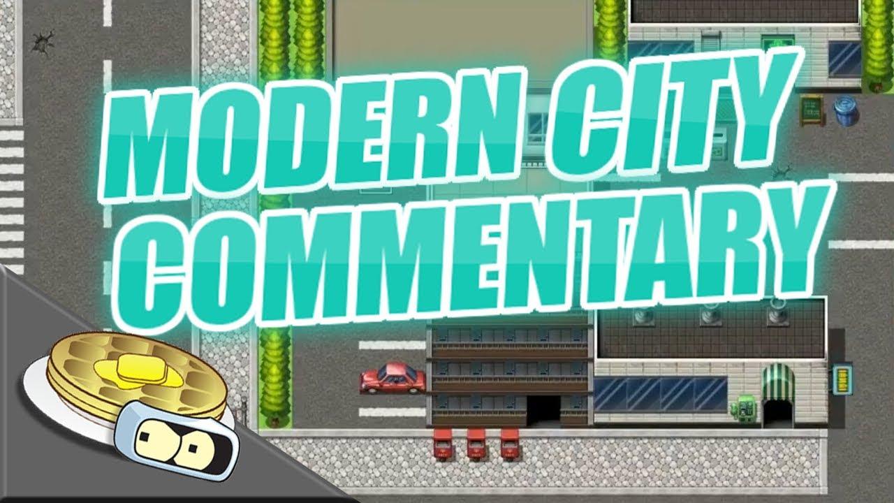 Star Map Generator Rpg.Modern City Speed Development Commentary Rpg Maker Mv Map Creation