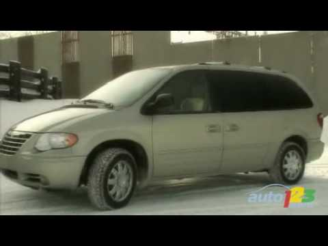 2006 chrysler town country review by youtube. Black Bedroom Furniture Sets. Home Design Ideas