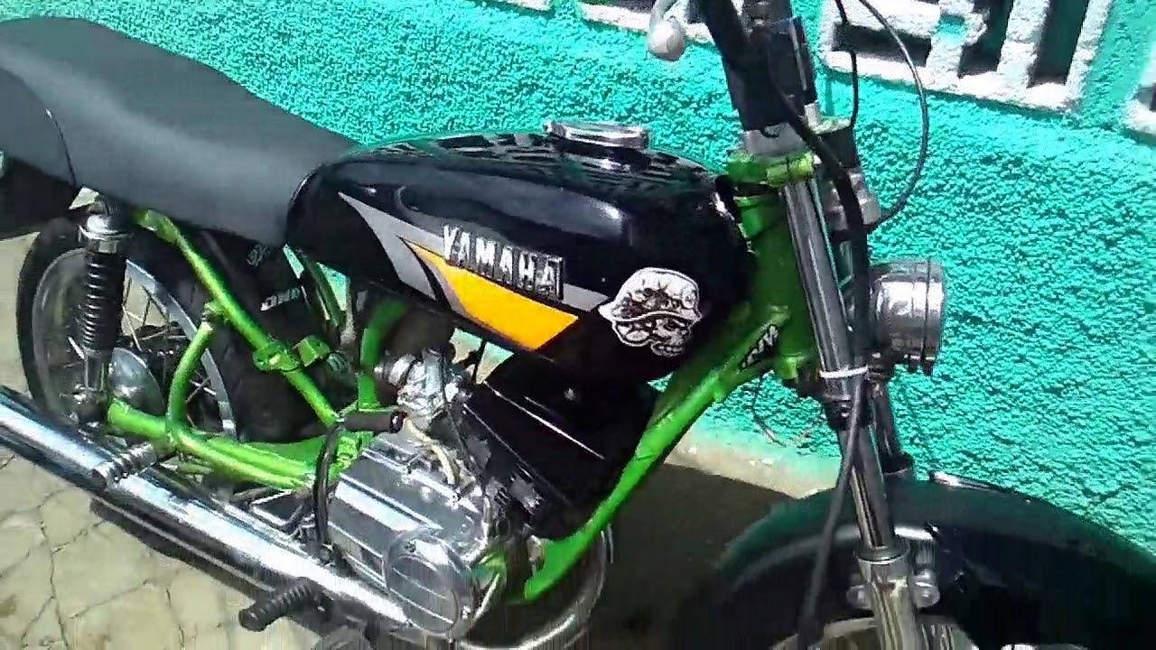 Ide 74 Modifikasi Yamaha Yt 115 Terbaru Dan Terkeren Kk Jupiter