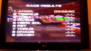 Dreamcast Games: Mag Force Racing