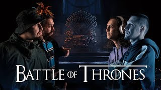 BATTLE OF THRONES RUNDA 4. FINALA