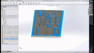 Tutorial - Solidworks Assembly To Dxf Conversion For Cnc Machining