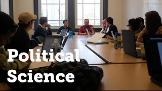 Why Political Science at UMW?