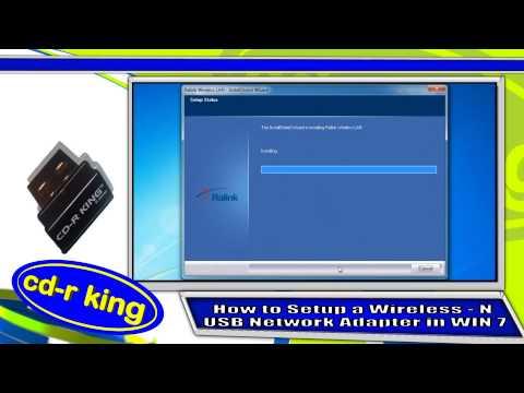 CDR KING WIRELESS-N USB NETWORK ADAPTER WINDOWS 8.1 DRIVER
