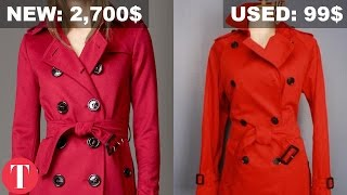10 Fashion Items You Should Buy USED