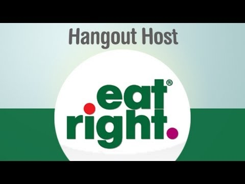 Healthy Kids EAT RIGHT Hangout