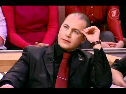 """""""Медосмотр с пристрастием"""" Пусть говорят 20.2.2012"""