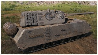 This is MAUS • 1 vs 7 • NO PROBLEM • WoT Gameplay