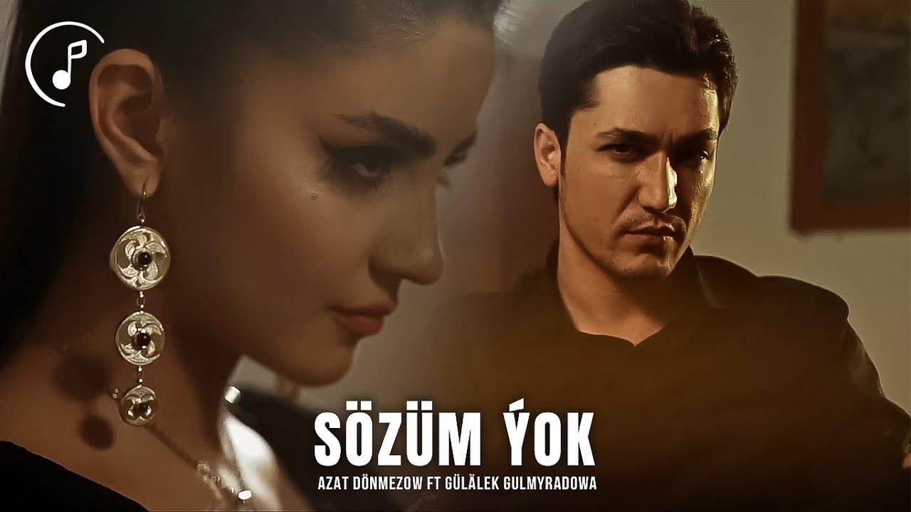Azat Dönmez feat Gülälek Gulmyradowa - Sözüm yok  2021 (official video)