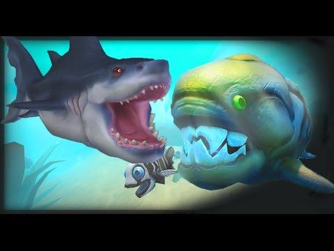 FISH.IO ОТ МАЛЬКА ДО МОНСТРА ОГРОМНОЕ ПРОТИВОСТОЯНИЕ ЖЕСТОКИХ ТВАРЕЙ НА ДНЕ МОРСКИХ ГЛУБИН РЫБИО