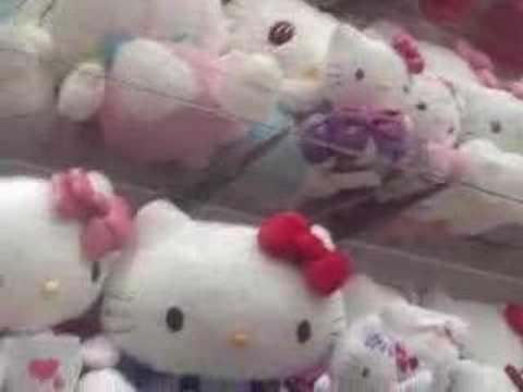 Ronnies Bday Trip to Atlanta part 2 Sanrio Hello Kitty !!! Discover Mills, Mall of Georgia