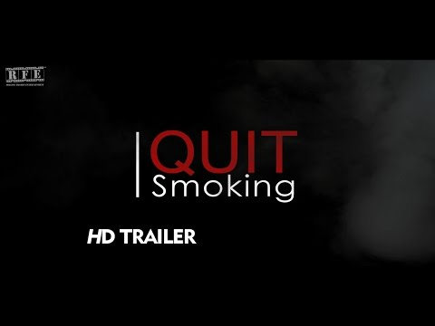 I Quit Smoking | Short Film | Re-Release |  2015