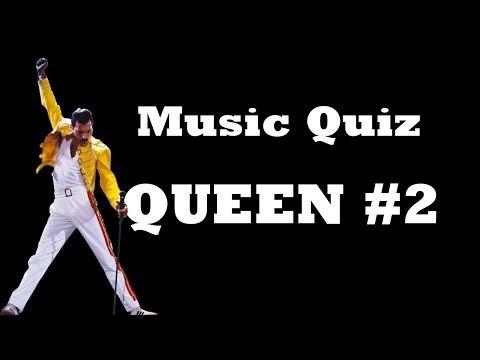 Music Quiz - Queen #2