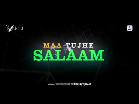 A R Rahman Vande Matram Deejay Vijay Remix