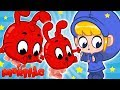 Oh No MORPHLE FARTS! - My Magic Pet Morphle | Cartoons For Kids | Moonbug TV After School