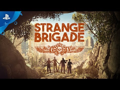 Strange Brigade - Global PS4 Announce Trailer | E3 2017