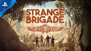 Strange Brigade - Global PS4 Announce Trailer | E3 2017