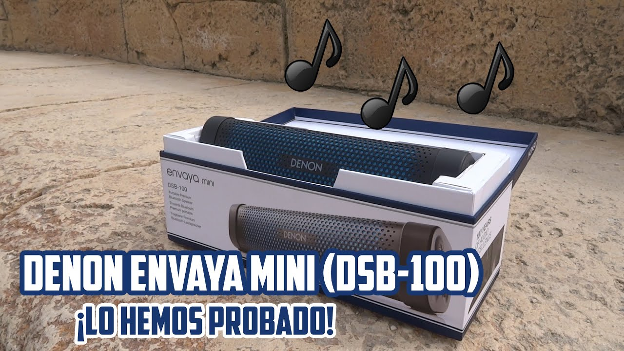 Denon DSB-100 Envaya mini Black