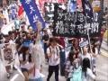 Hong Kong Labour Day Protests FULL VIDEO (Musical Speed-Up Version)